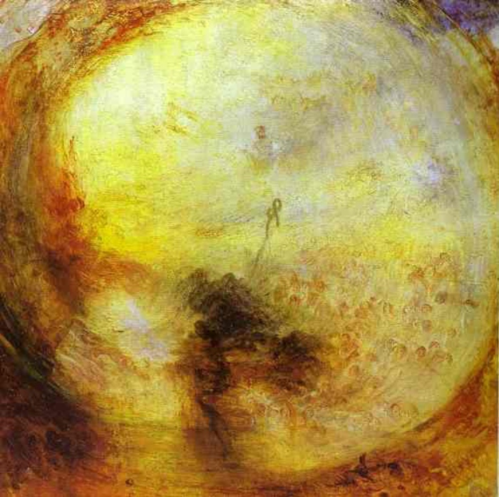Turner | Morning after the Deluge