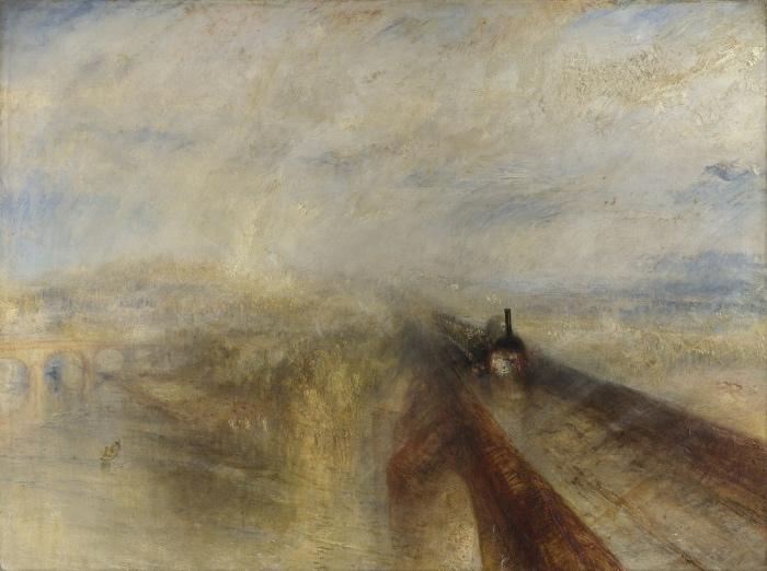 William Turner | Rain, Steam and Speed