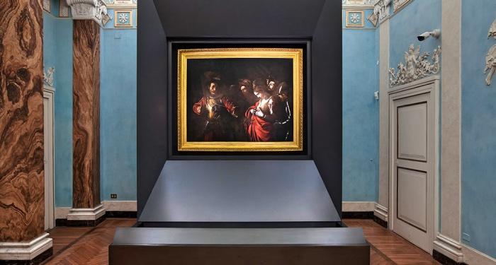 Caravaggio | Martirio di Sant'Orsola