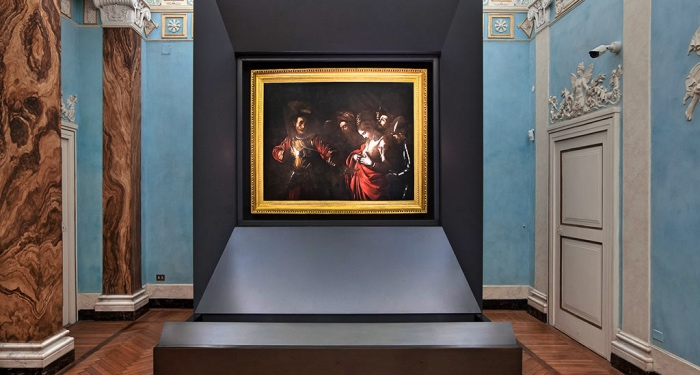 Caravaggio | Martyrdom of Saint Ursula