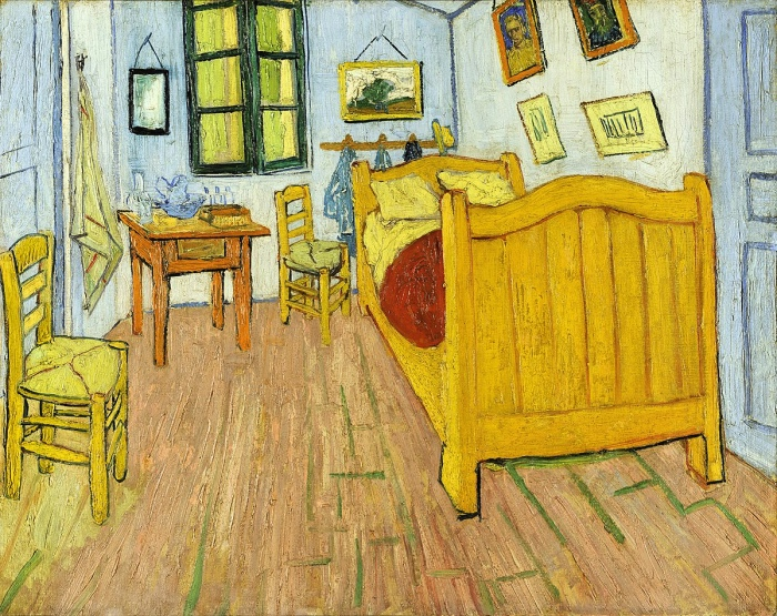van Gogh | Camera di Van Gogh ad Arles