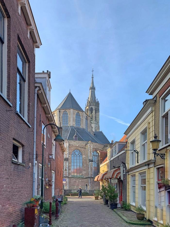 Delft | secolo d'Oro olandese