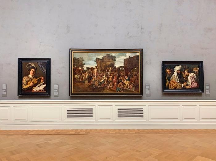 Museum de Lakenhal | secolo d'Oro olandese