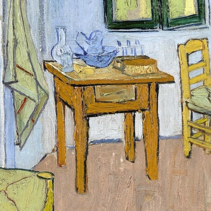 Vincent van Gogh | Bedroom in Arles
