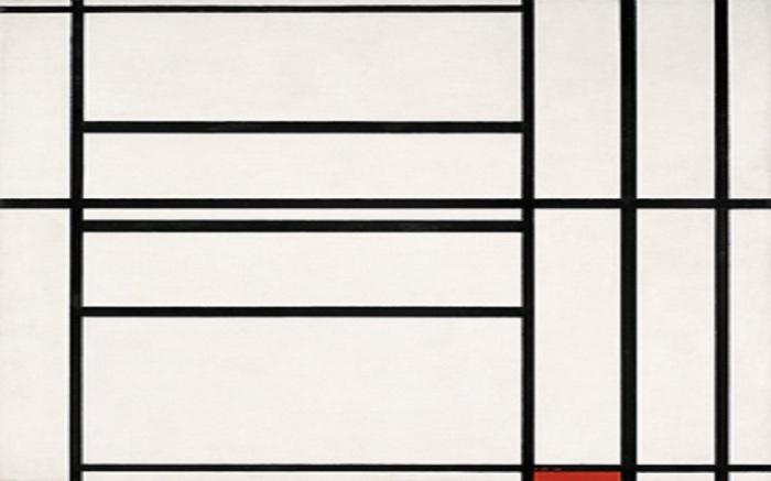 Mondrian | Composition n. 1