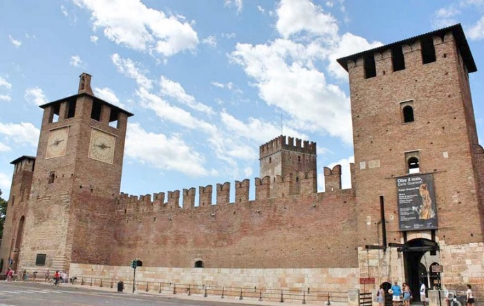 museo Castelvecchio Verona
