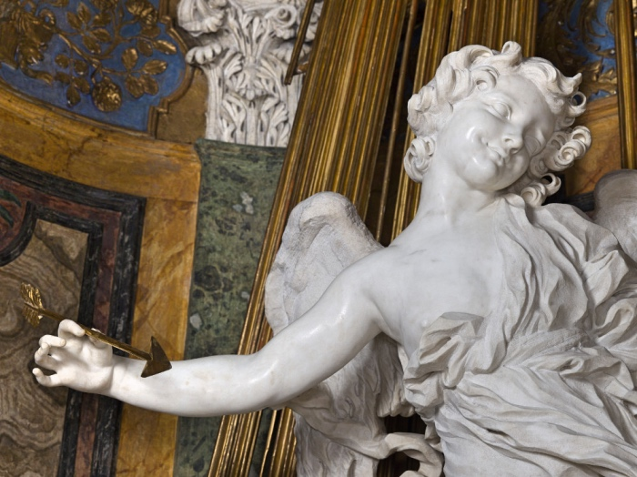 Gian Lorenzo Bernini | Angelo estasi santa Teresa