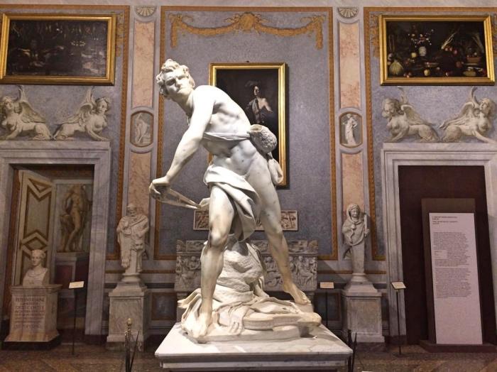 Gian Lorenzo Bernini | David