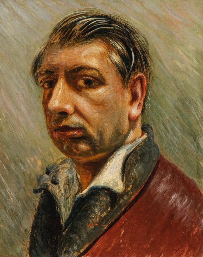 Giorgio De Chirico | Autoritratto