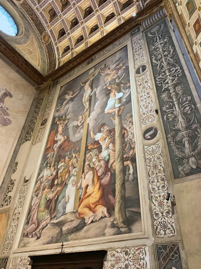 Giulio Romano | cappella Boschetti