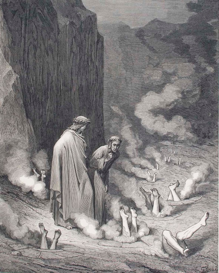 Gustave Doré | Divina Commedia