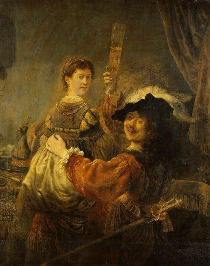 Rembrandt | Allegra coppia