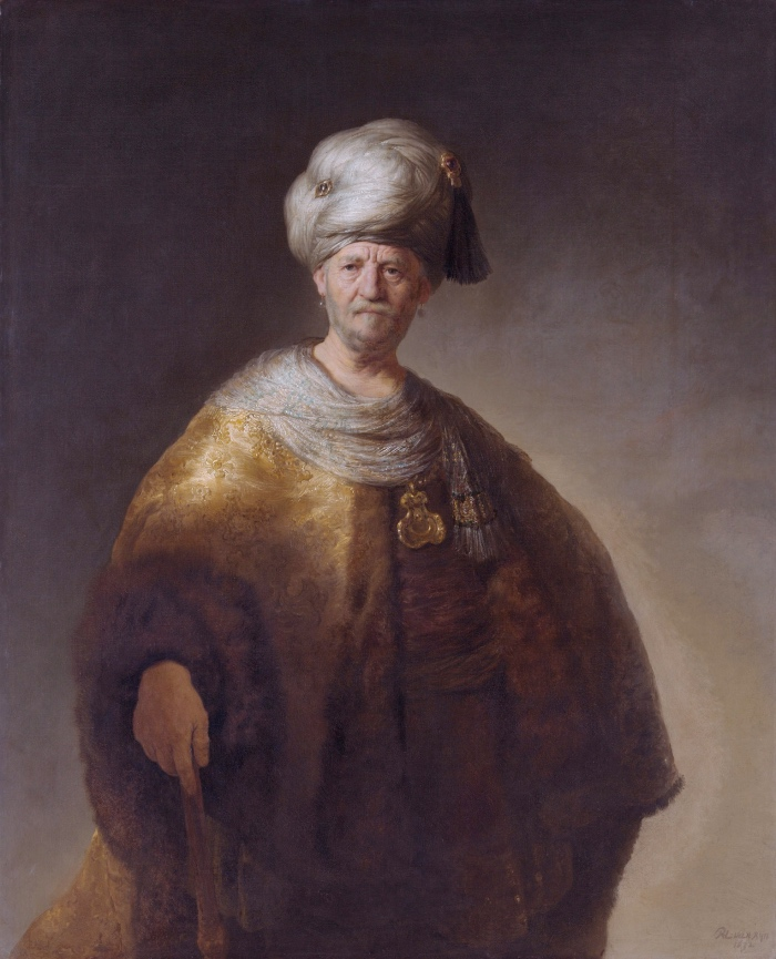 Rembrandt | Nobile orientale