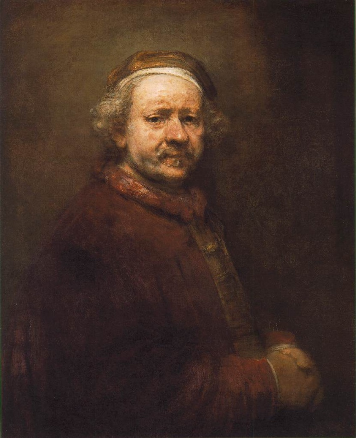 Rembrandt | Self-Portrait