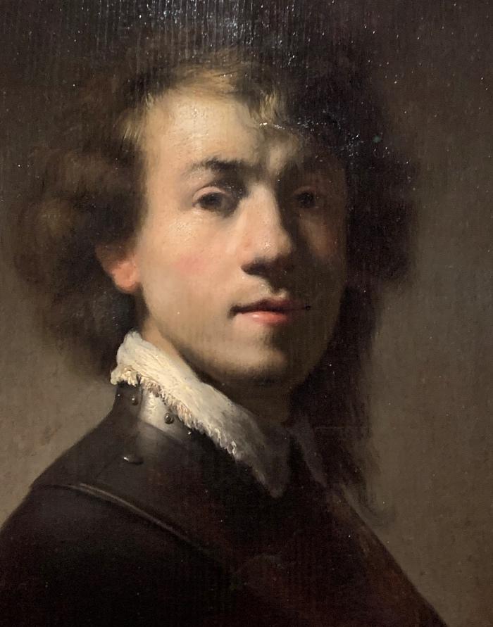 Rembrandt | autoritratto