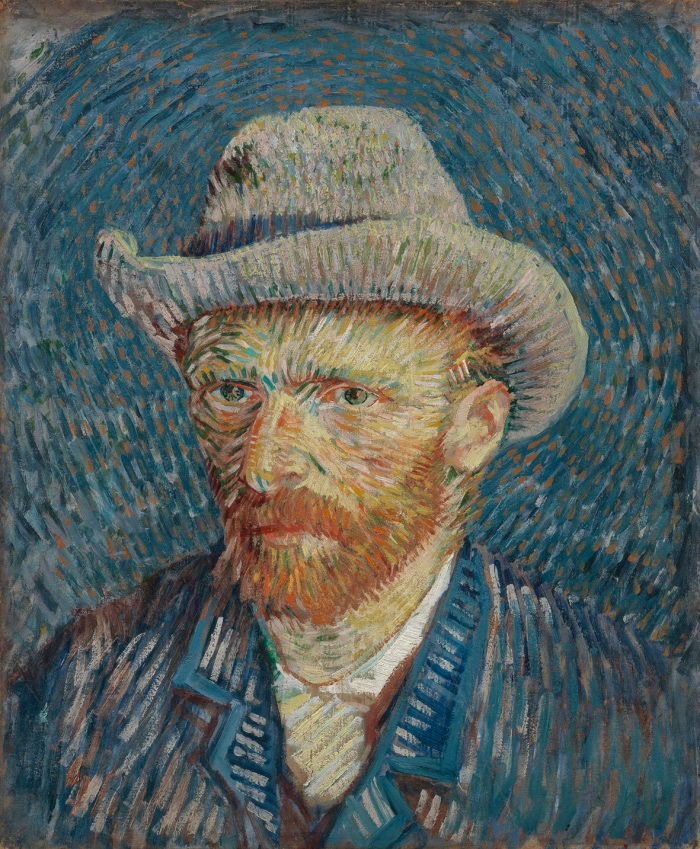 van Gogh | autoritratto