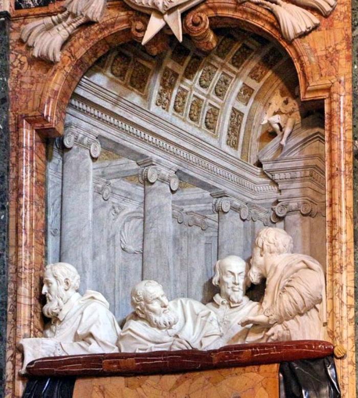 Estasi di Santa Teresa di Bernini
