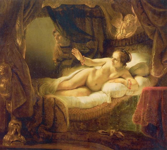 Rembrandt | Danae