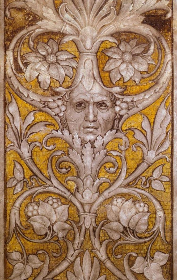 Andrea Mantegna | camera degli Sposi