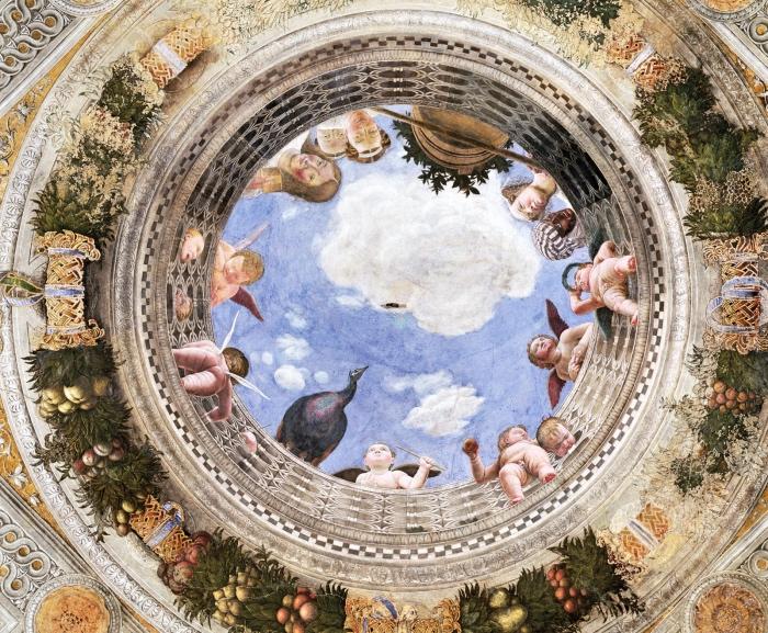 Mantegna | Camera degli Sposi