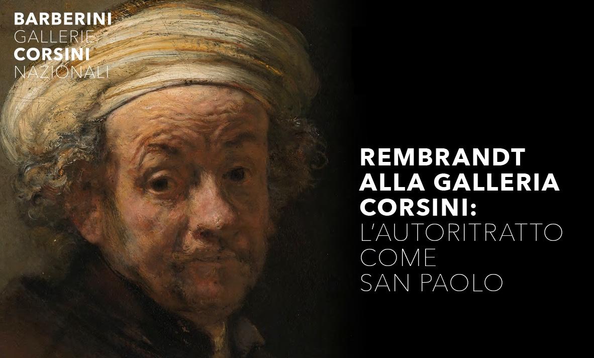 Rembrandt | mostre Roma