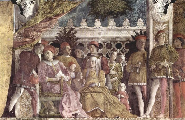 Bridal Chamber | Gonzaga family