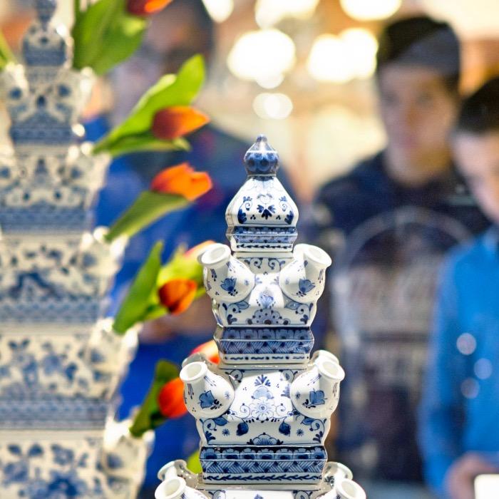 Vaso fiori | Ceramica Delft