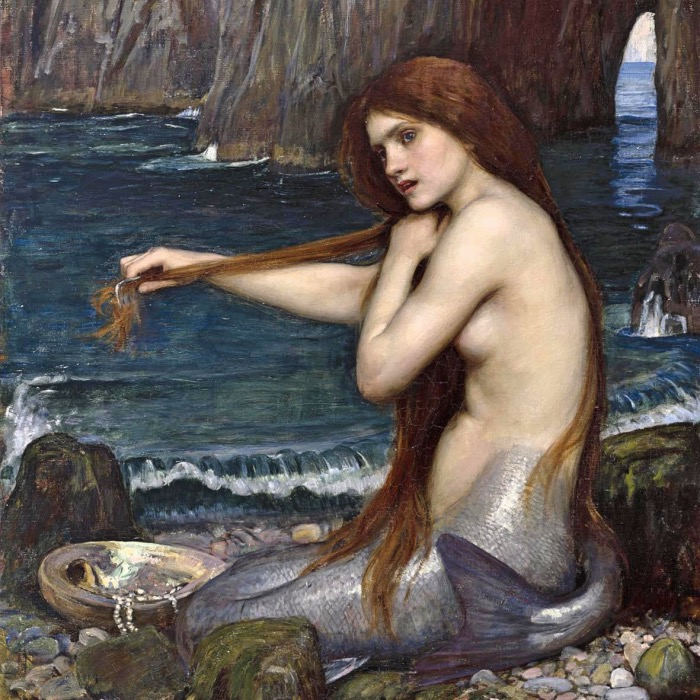 John W. Waterhouse | Sirena