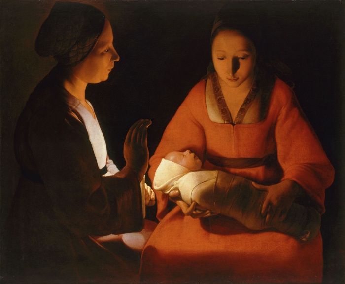 Georges de La Tour | Natività