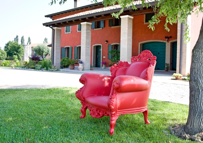 Proust Armchair | outdoor furniture