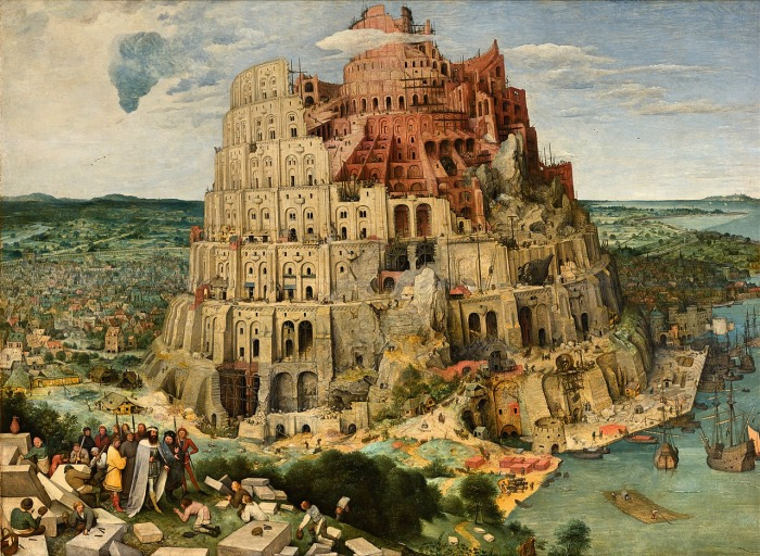 Pieter Bruegel the Elder | Tower of Babel