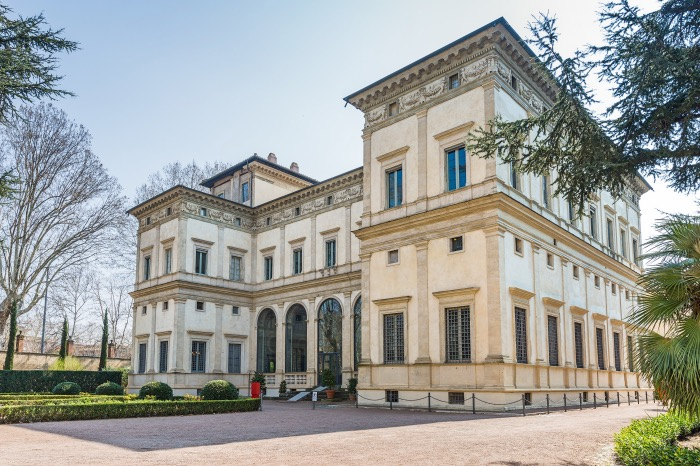 Villa Farnesina | secret Rome