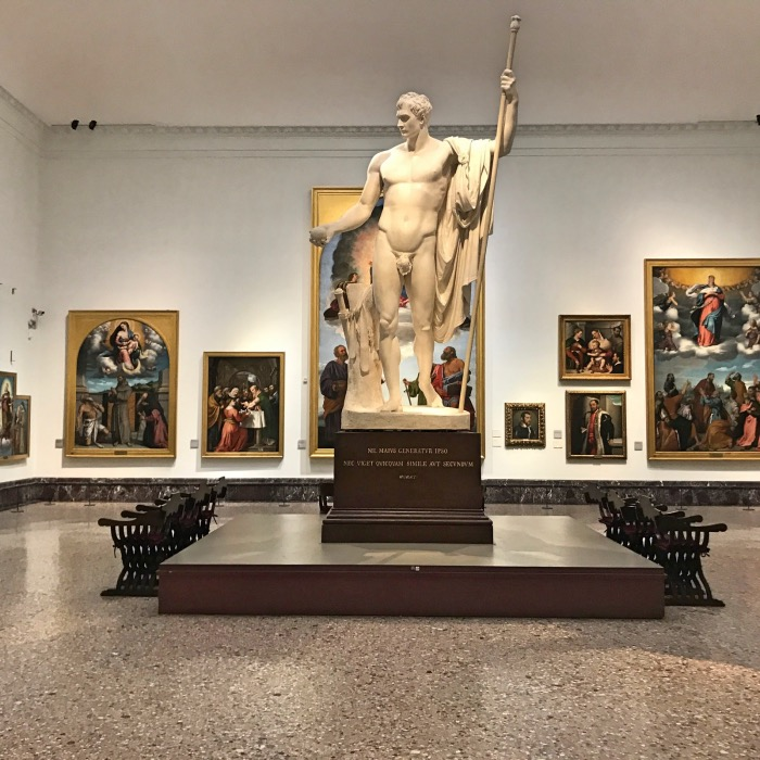Brera Art Gallery | museums in Milan