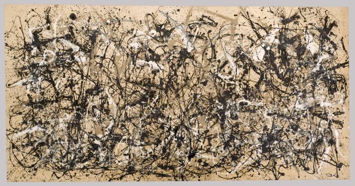 Jackson Pollock | Autumn Rhythm (number 30)