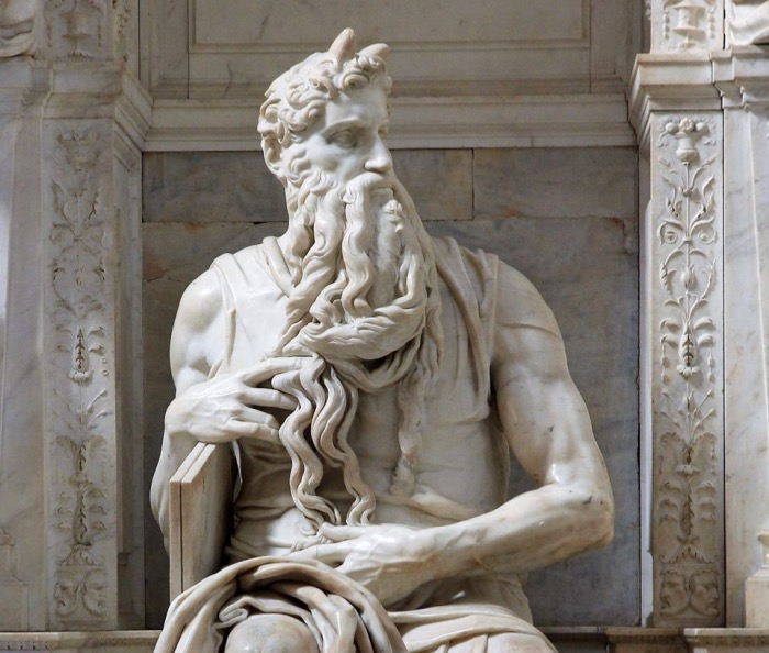 Michelangelo | Moses