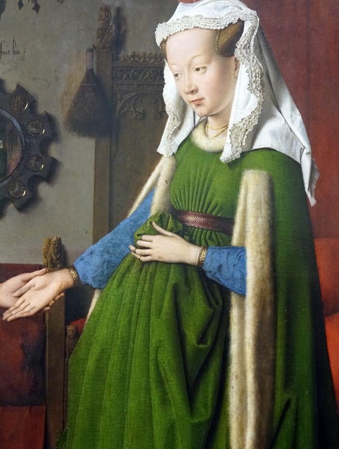 van Eyck | Ritratto coniugi Arnolfini