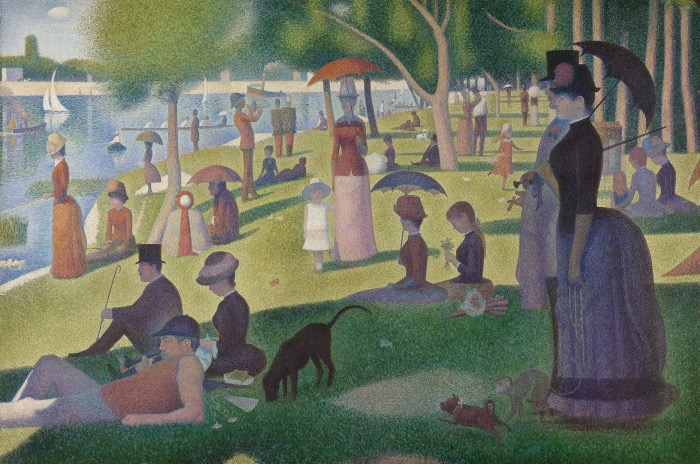 Seurat | A Sunday on la Grande Jatte