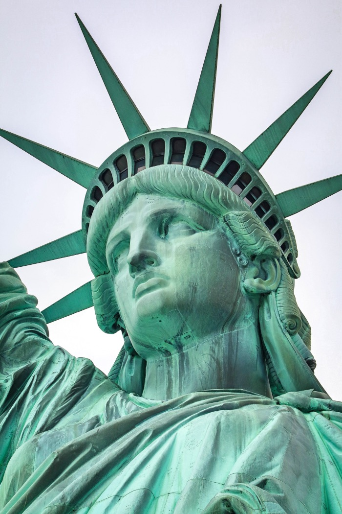 New York | statua della libertà