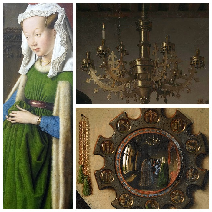 van Eyck | coniugi Arnolfini