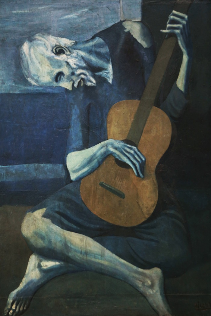 Picasso | old guitarist