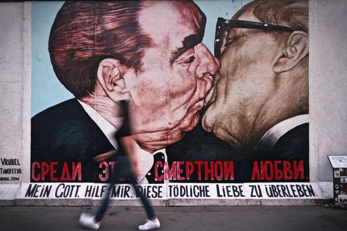 East Side Gallery | Berlino