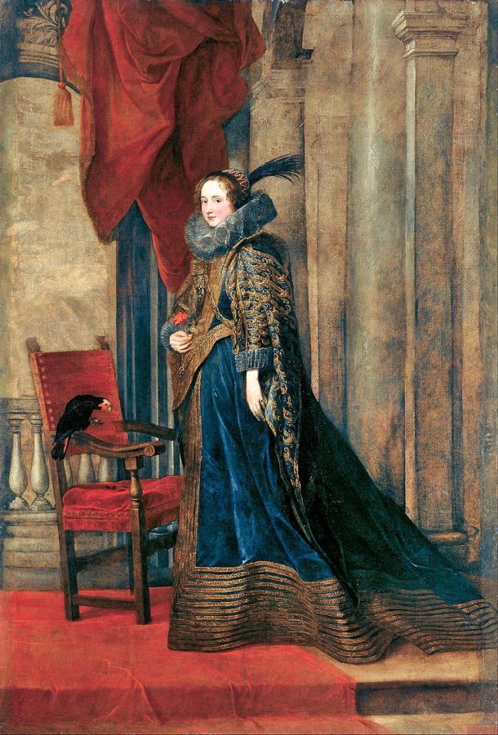 Van Dyck | Paolina Adorno
