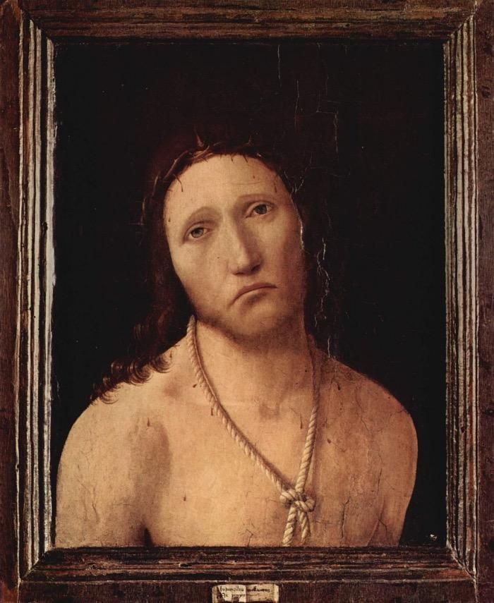 Antonello da Messina | Ecce Homo