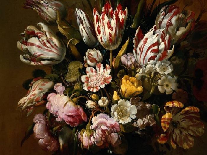 Natura morta floreale | Hans Bollongier