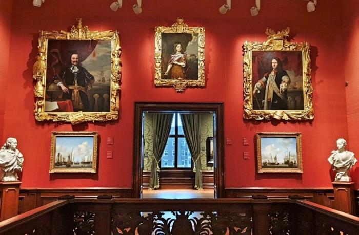 Mauritshuis opere