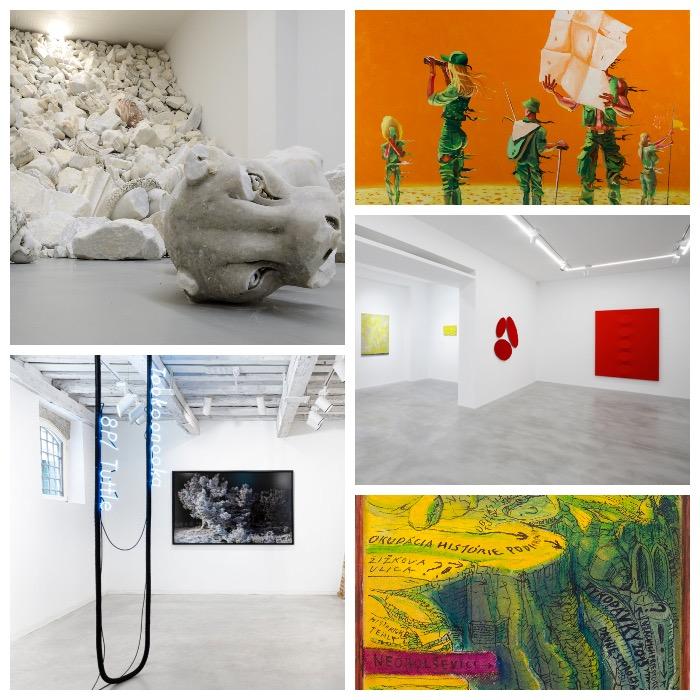 arte contemporanea giugno