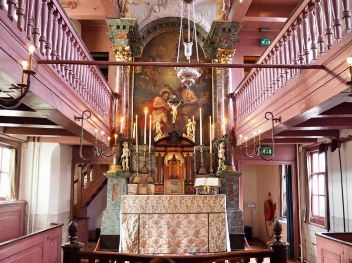 Chiesa del Nostro Signore in Soffitta | Amsterdam