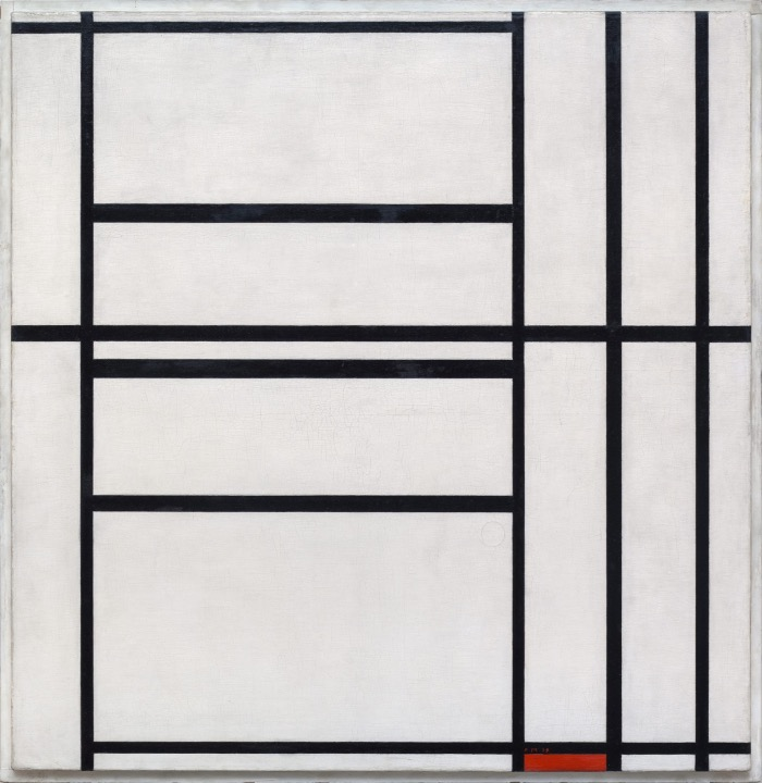 Composition by Mondrian | Guggenheim Venice