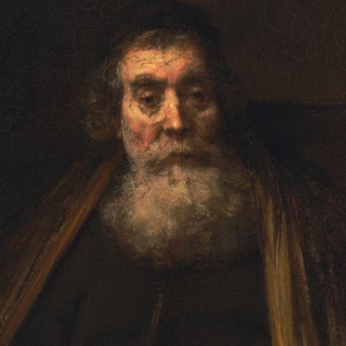 Ritratto di vecchio detto il Rabbino | Rembrandt