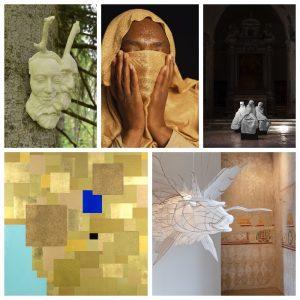Arte contemporanea AGOSTO 2020: 5 mostre tra lago, mare, colline e montagne